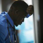 a saúde mental pede socorro