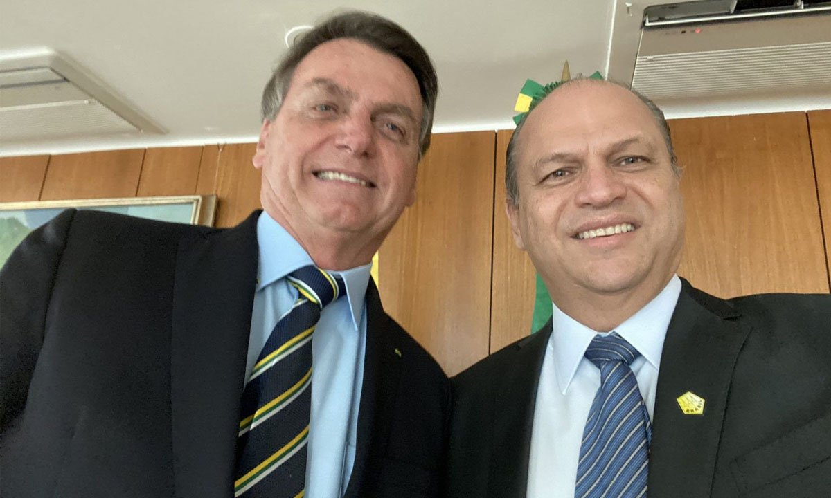 Ricardo Barros om Bolsonaro