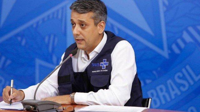 Roberto Ferreira Dias, indicado por Ricardo Barros, foi exonerado do cargo de diretor do Departamento de Logística do Ministério da Saúde