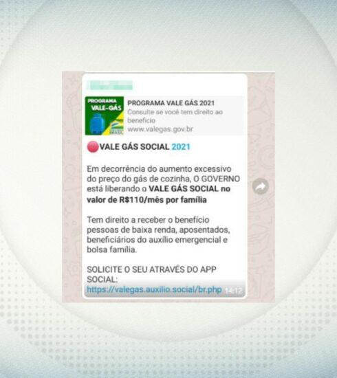 vale-gás social